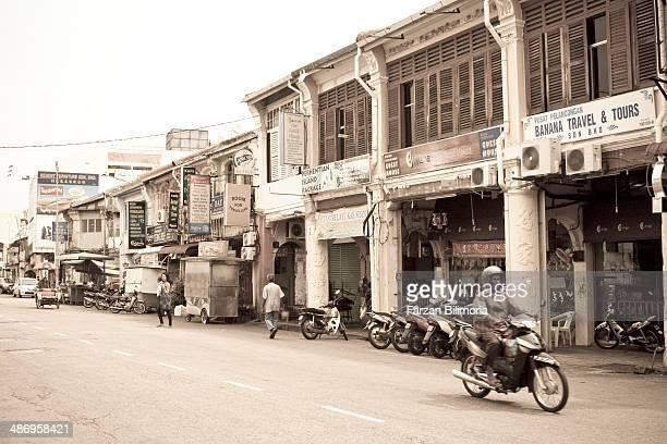 Penang city centre