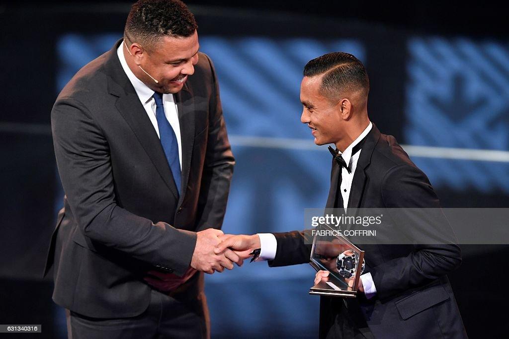 FBL-FIFA-AWARDS : News Photo