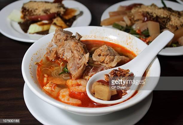 Penang Food - Hokkien Mee
