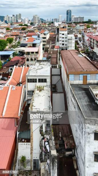 Penang George Town Heritage roof top