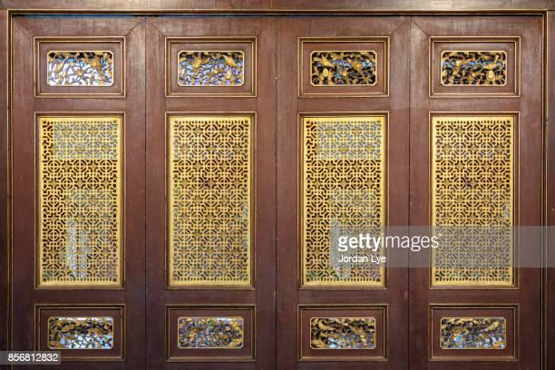 Penang Heritage Door