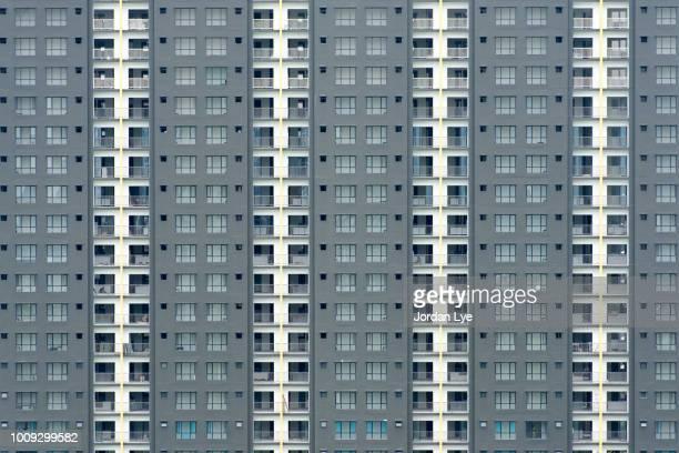 Penang high density housing