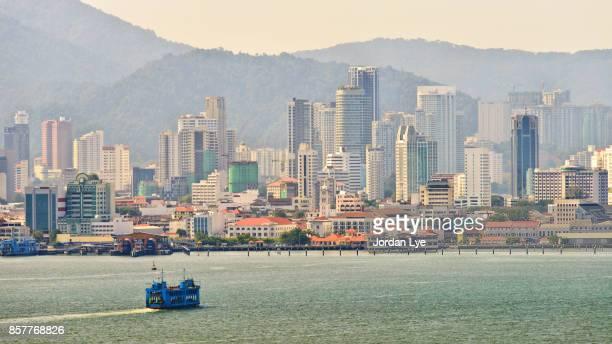 Penang Island cityscape