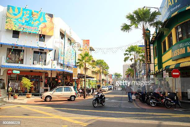 penang,george town,malaysia. - george town penang stock photos and pictures