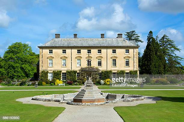 Pencarrow House A Stately Home Near Bodmin In Cornwall England Uk