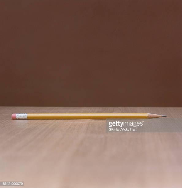 Pencil on Desk