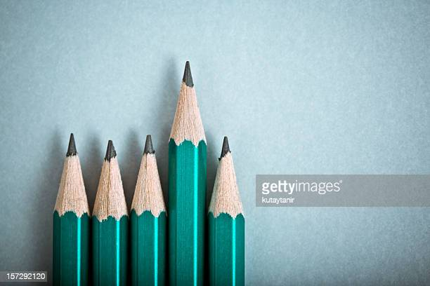 pencil - imbalance stock pictures, royalty-free photos & images