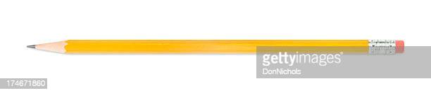 Pencil with Clipping Path