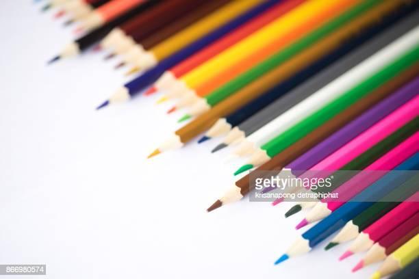Pencil,Crayon