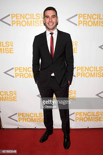 Pencils of Promise founder and CEO Adam Braun attends the 4th Annual Pencils of Promise Gala at Cipriani Wall Street on October 22 2014 in New York...