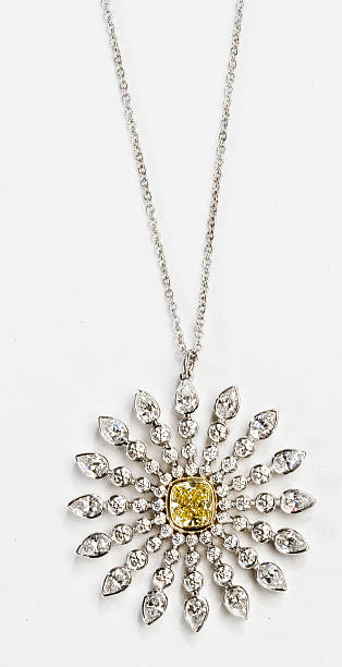 Pendant 15100 from the new yellow diamond collection at tiffany aloadofball Gallery