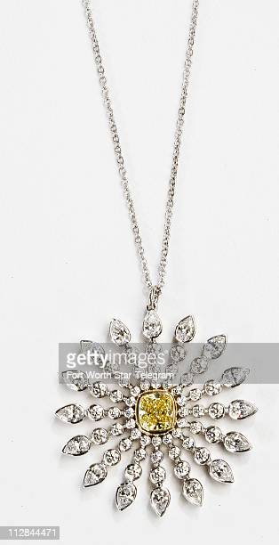 Tiffany yellow diamond getty images pendant from the new yellow diamond collection at tiffany co mozeypictures Image collections