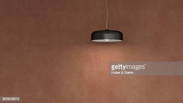 pendant light, retro styled design