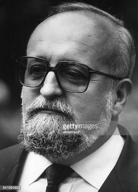 Penderecki Krzysztof *Komponist Dirigent PL Portrait 1988