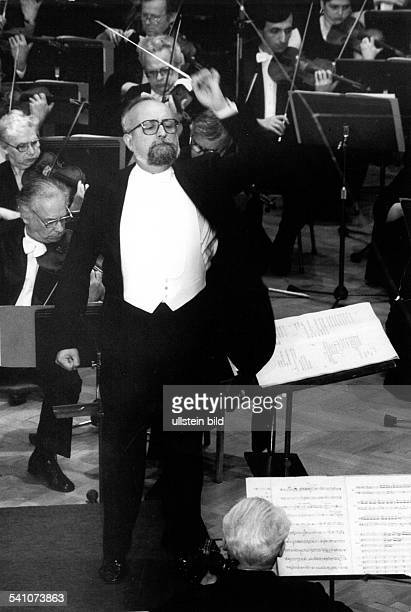 Penderecki Krzysztof*Composer conductor Polandconducting