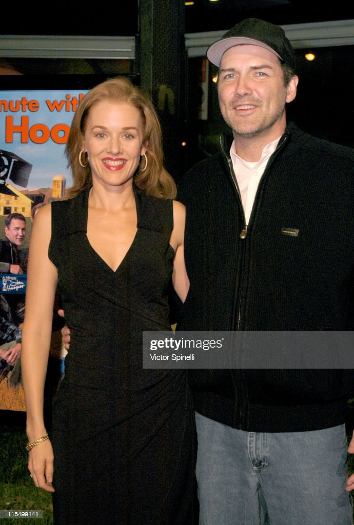 Penelope Ann Miller and Norm Macdonald during