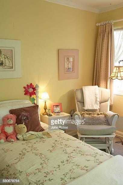 Penelope Ann Miller at Home