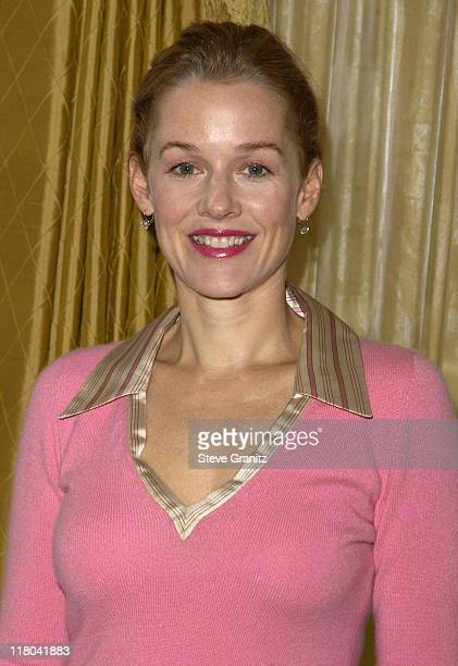 Penelope Ann Miller during 5th Annual Lullabies Luxuries Luncheon and Fashion Show Benefiting Caring for Children Families With AIDS at Regent...