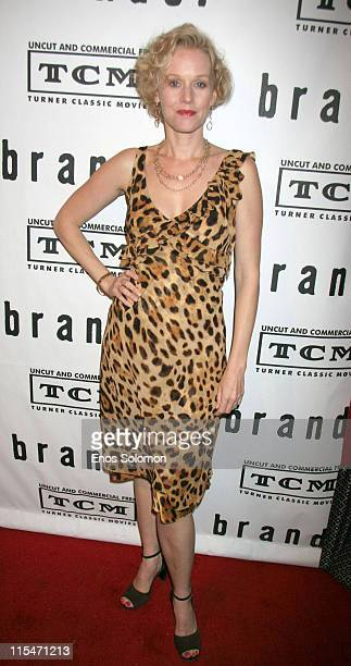 Penelope Ann Miller during Brando Los Angeles Premiere Screening and Cocktail Party Hosted by Turner Classic Movies and Mike Medavoy at Egyptian...