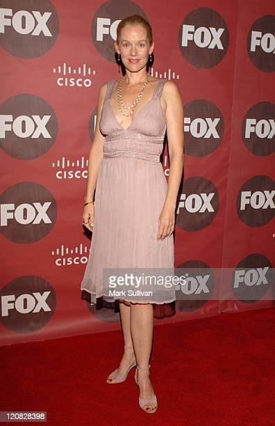 Penelope Ann Miller during FOX Fall 2006 EcoCasino Party at Boulevard3 in Hollywood California United States