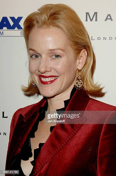 Penelope Ann Miller during Miramax Films 2007 PreOscar Party at Sunset Tower Hotel in West Hollywood CA United States