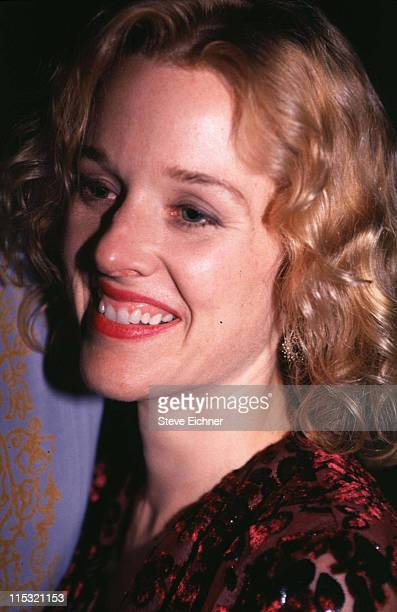 Penelope Ann Miller during Penelope Ann Miller at Limelight 1994 at Limelight in New York City New York United States