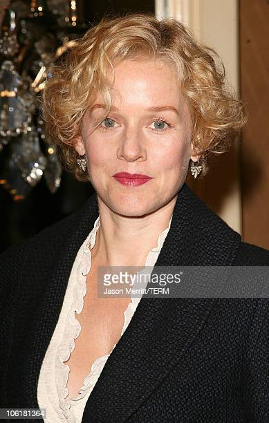 Penelope Ann Miller during Saks Fifth Avenue and ColleaguesI Annual Spring Luncheon Arrivals at Beverly Wilshire Hotel in Beverly Hills California...