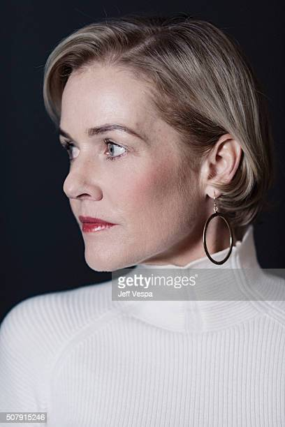 Penelope Ann Miller of 'The Birth of a Nation' poses for a portrait at the 2016 Sundance Film Festival on January 25 2016 in Park City Utah