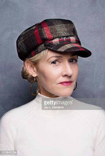 Penelope Ann Miller of 'The Birth of a Nation' poses for a portrait at the 2016 Sundance Film Festival on January 25, 2016 in Park City, Utah. CREDIT...