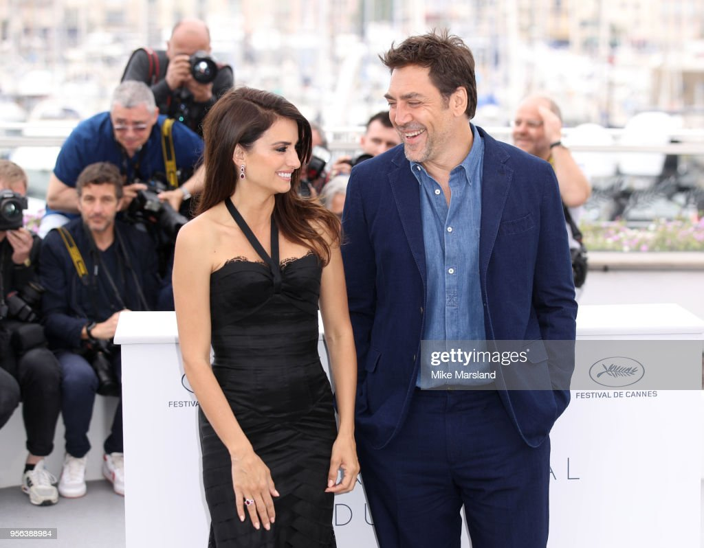 """Everybody Knows (Todos Lo Saben)"" Photocall - The 71st Annual Cannes Film Festival : Foto di attualità"