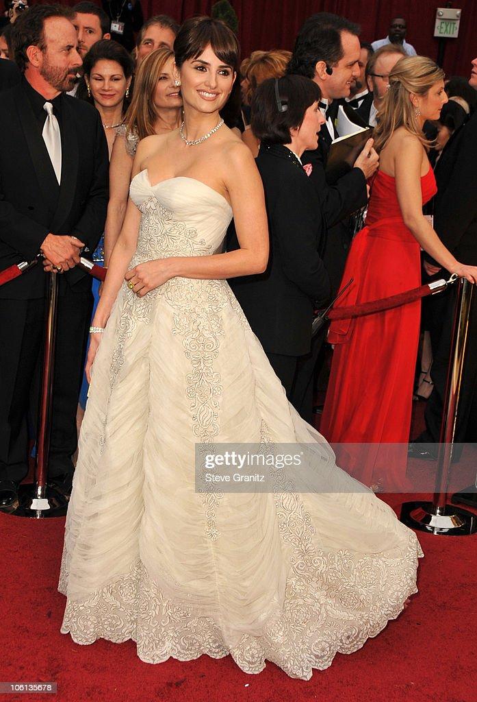 The 81st Annual Academy Awards - Arrivals : News Photo