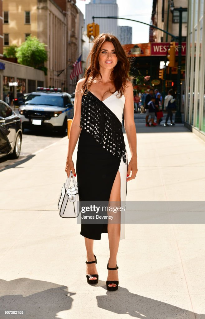Celebrity Sightings in New York City - June 4, 2018 : Photo d'actualité