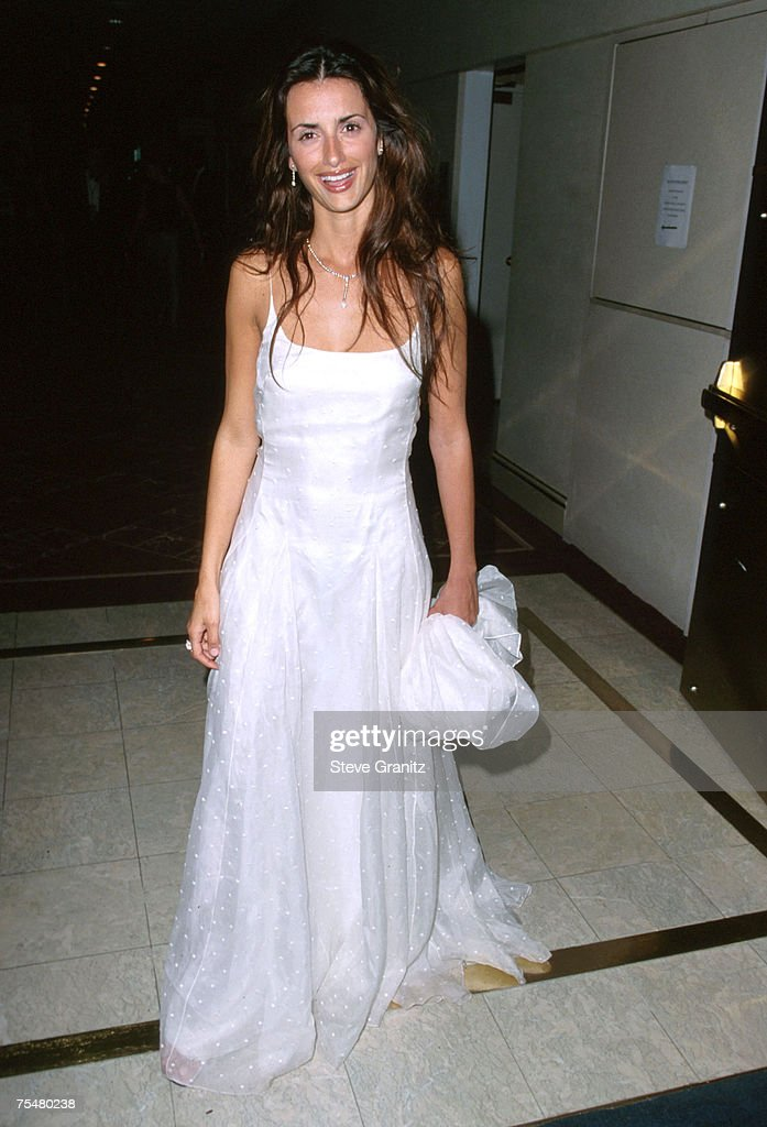 Penelope Cruz at the Beverly Hilton Hotel in Los Angeles, California