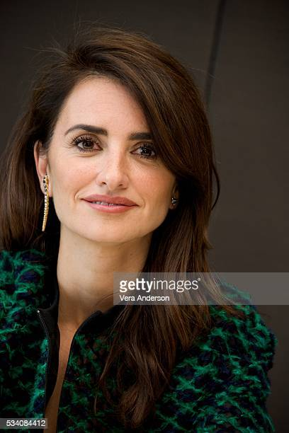 Penelope Cruz at the 'Ma Ma' Press Conference at the Mandarin Oriental Hotel on May 23 2016 in New York City
