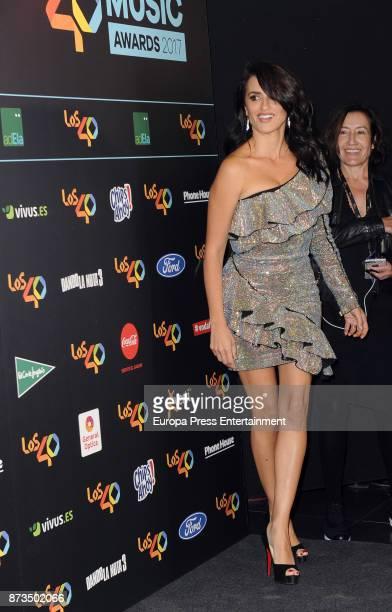 Penelope Cruz attends '40 Principales Awards' 2017 on November 10 2017 in Madrid Spain