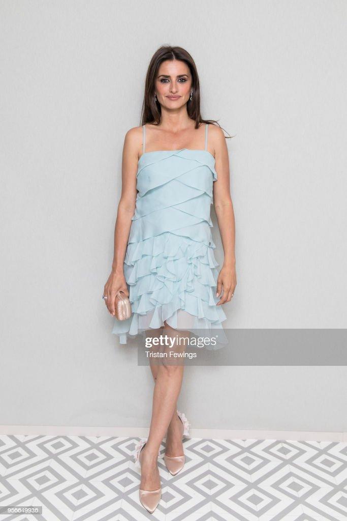 Chanel And The Vanity Fair France Party At The 7&st Cannes Film Festival : Fotografía de noticias