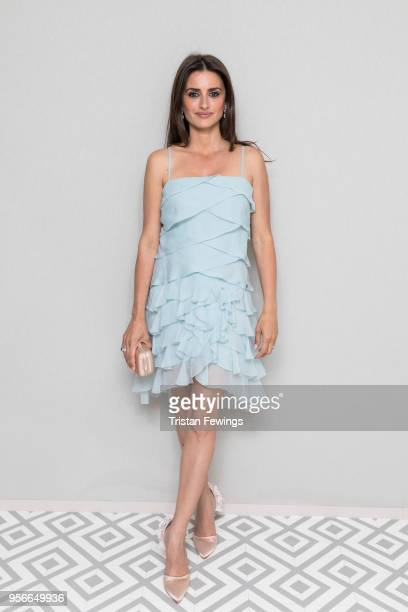 Penelope Cruz attends at Albane by Costes JW Marriott Rooftop on May 9 2018 in Cannes France