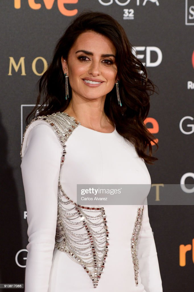 Goya Cinema Awards 2018 - Red Carpet