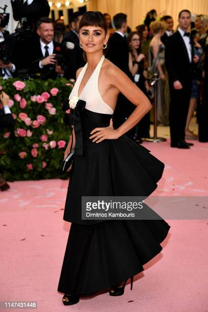 Penelope Cruz attends The 2019 Met Gala Celebrating Camp Notes on Fashion at Metropolitan Museum of Art on May 06 2019 in New York City