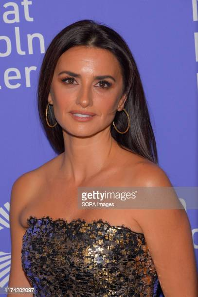 Penelope Cruz attends the 57th New York Film Festival Wasp Network arrivals at Alice Tully Hall Lincoln Center in New York City