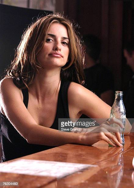 Penelope Cruz drinks down a CocaCola in a new ad from CocaCola entitled 'Penelope' Part of the new 'CocaCola Real' campaign the spot features...