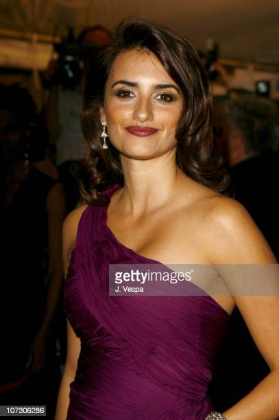 Penelope Cruz during 31st Annual Toronto International Film Festival Volver Premiere Red Carpet and Inside at Roy Thompson Hall in Toronto Canada