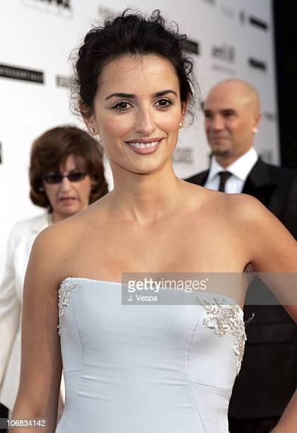 Penelope Cruz during amfAR 'Cinema Against AIDS' Gala Presented by Miramax Films Palisades Pictures and Quintessentially Red Carpet at Le Moulins de...