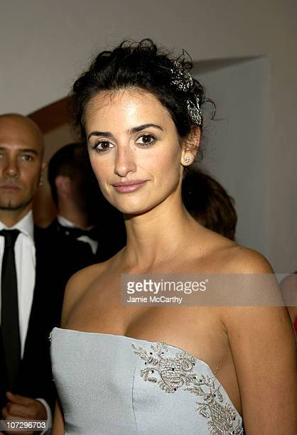 Penelope Cruz during amfAR 'Cinema Against AIDS' Gala Presented By Miramax Films Palisades Pictures and Quintessentially Cocktail Party at Le Moulins...