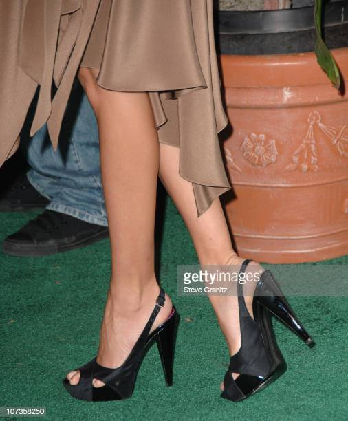 Penelope Cruz during Global Green USA 3rd Annual PreOscar Celebration to Benefit Global Warming Arrivals at Avalon in Hollywood California United...