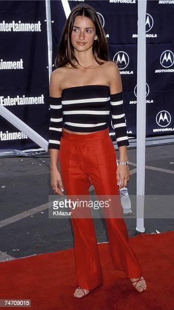 Penelope Cruz during The 15th Annual IFP/West Independent Spirit Awards in Santa Monica Beach California