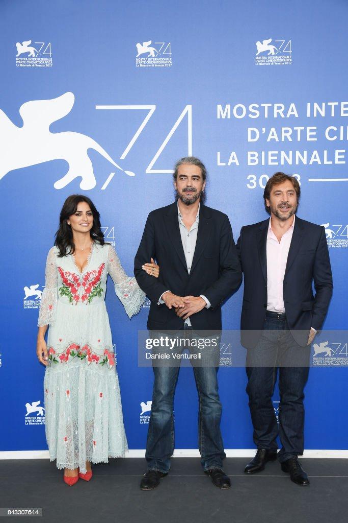 Loving Pablo Photocall - 74th Venice Film Festival