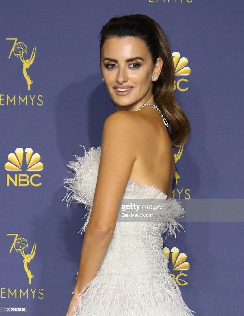 70th Emmy Awards - Press Room : Fotografía de noticias