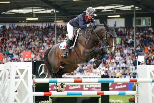 DEU: Mercedes Benz Nations Cup - CHIO Aachen