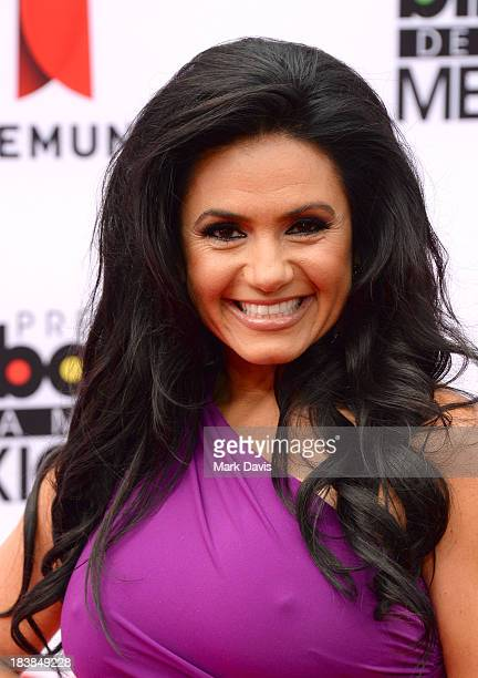 Penelope Menchaca attends the 2013 Billboard Mexican Music Awards held at the Dolby Theatre on October 9 2013 in Hollywood California